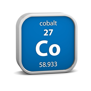 How Cobalt reacts to the body